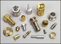 Brass Custom Made Special Machined Components