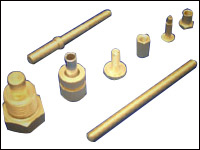 Brass Turned Components Parts